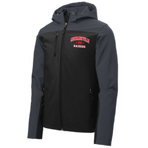 Mechanicville Red Raiders Soft Shell Jacket