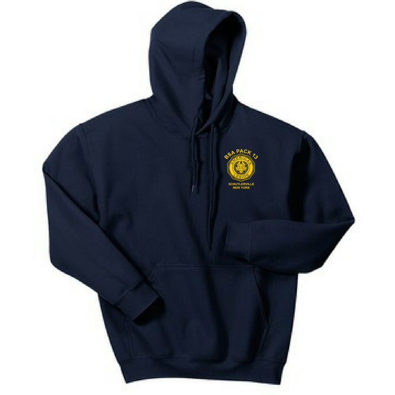 BSA Pack 13 Hoodie- Youth & Adult