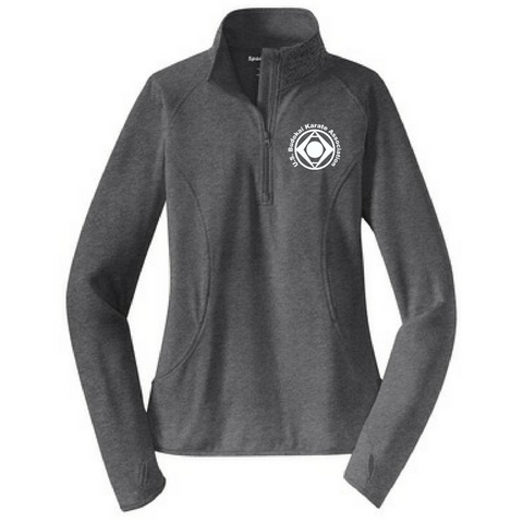 Budokai Ladies & Men's Performance 1/4 Zip - 2 Colors Available