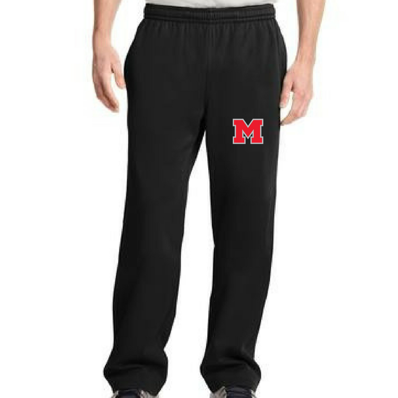 Mechanicville Red Raiders Performance Sweatpants
