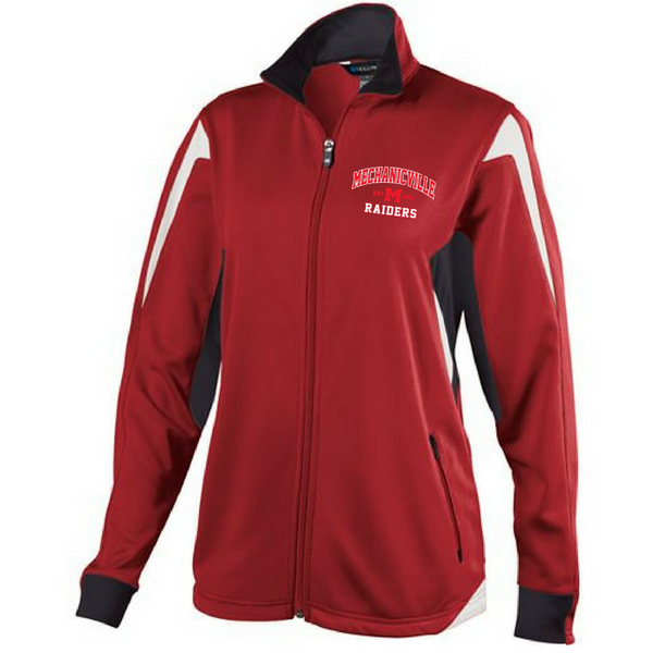 Mechanicville Red Raiders Warm Up Jacket (Men's, Ladies, & Youth)