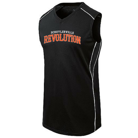 Schuylerville Revolution Jersey- Girls & Ladies (Uniform)