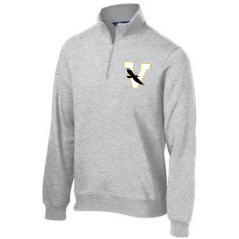 Voorheesville 1/4 Zip Sweatshirt- Ladies & Men's