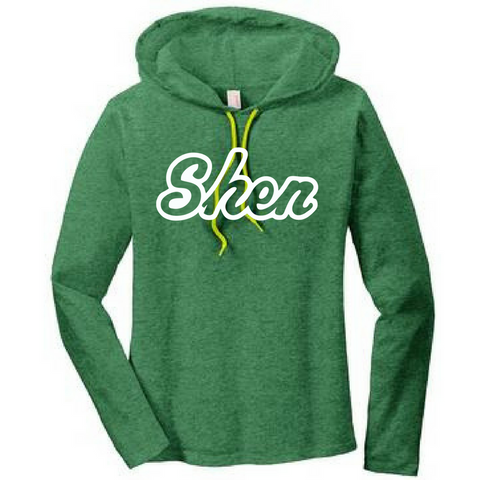 Shen Plainsmen Lightweight Hooded Long Sleeve- Ladies & Men's, 2 Colors