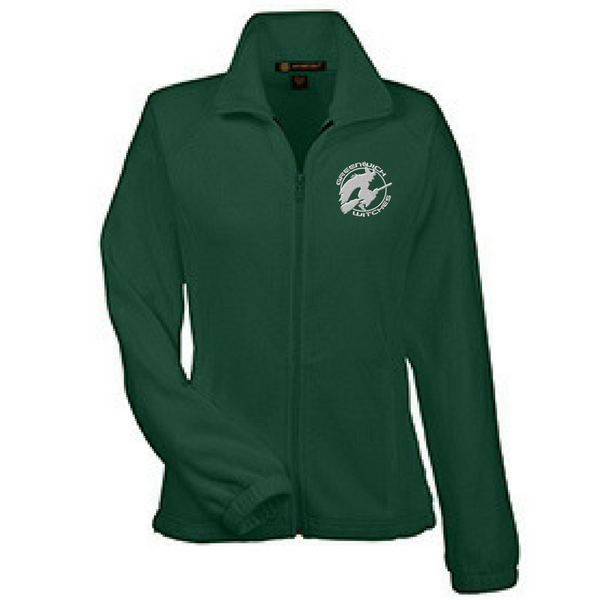Greenwich Witches Full Zip Fleece