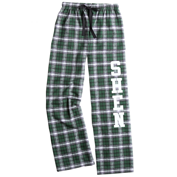 Shen Flannel Pants- Youth & Adult, 3 Colors