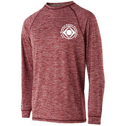 Budokai Long Sleeve Performance Shirt - 3 Colors Available