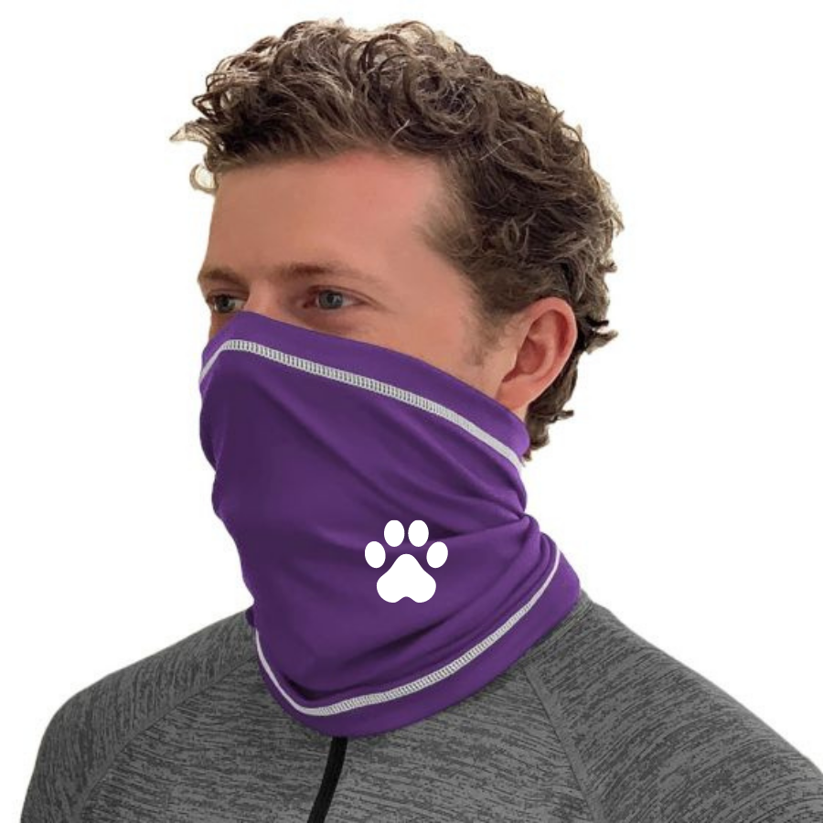 Ballston Spa Performance Neck Gaiters/Face Covering, 3 sizes, 4 colors