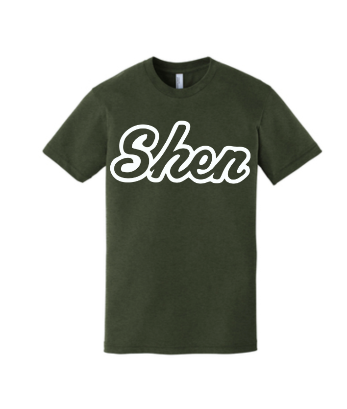 CLEARANCE- Shen American Apparel ® Poly-Cotton T-Shirt