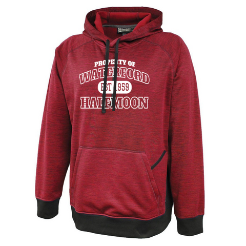 Waterford-Halfmoon Fordians Performance Hoodie- 2 Colors