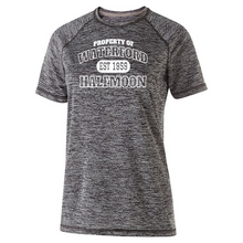 Load image into Gallery viewer, Waterford-Halfmoon Fordians Short Sleeve Heather Performance Shirt- Youth, Ladies, & Men's, 2 Colors