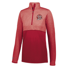 Load image into Gallery viewer, Waterford-Halfmoon Fordians Textured 1/4 Zip Performance Pullover- Ladies & Men's, 2 Colors