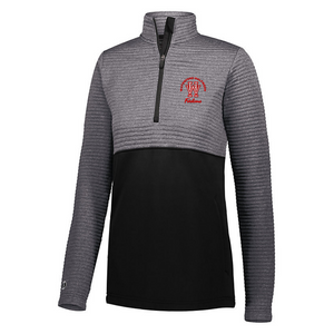 Waterford-Halfmoon Fordians Textured 1/4 Zip Performance Pullover- Ladies & Men's, 2 Colors