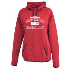 Load image into Gallery viewer, Waterford-Halfmoon Fordians Ladies Performance Hoodie- 2 Colors
