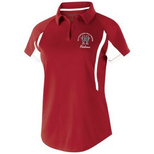 Waterford-Halfmoon Fordians Two-Tone Polo- Ladies & Men's, 2 Colors