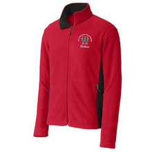 Load image into Gallery viewer, Waterford-Halfmoon Fordians Coloblock Fleece Jacket- Ladies & Men's, 2 Colors
