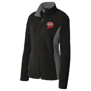 Waterford-Halfmoon Fordians Coloblock Fleece Jacket- Ladies & Men's, 2 Colors