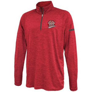 Waterford-Halfmoon Fordians Lightweight Blend Performance 1/4 Zip- Youth & Adult, 3 Colors