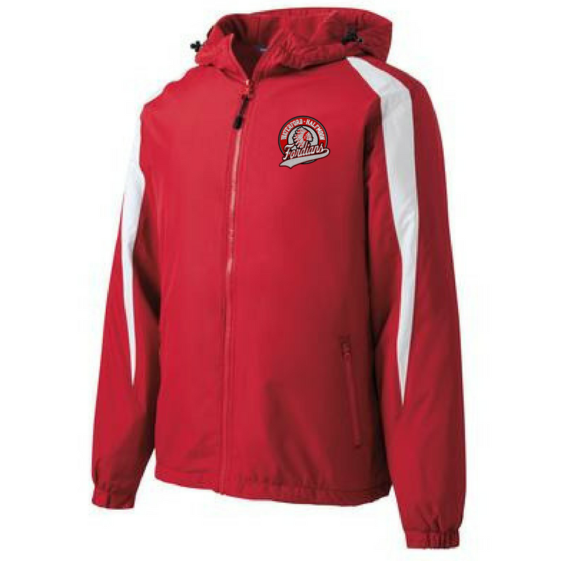 Waterford-Halfmoon Fordians Full-Zip Jacket- Youth & Adult, 2 Colors
