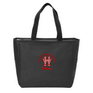 Waterford-Halfmoon Fordians Zipper-Top Tote Bag- 3 Colors