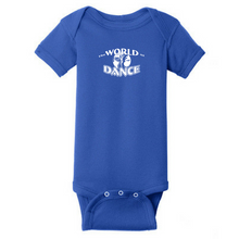 Load image into Gallery viewer, World of Dance Onesie