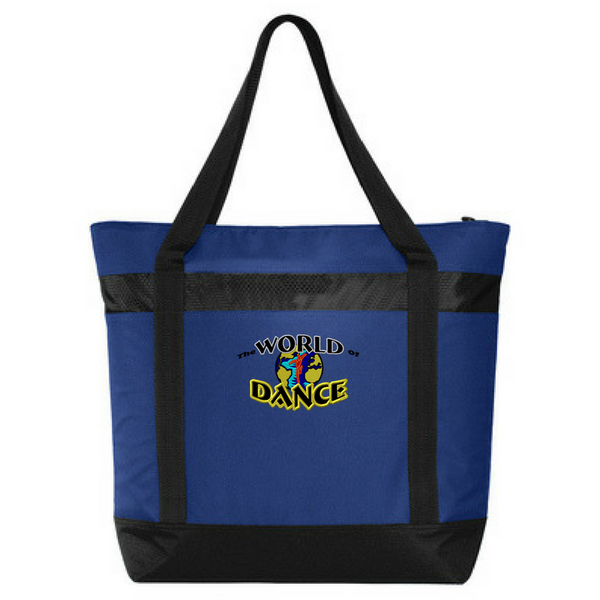 World of Dance Large Cooler Tote- 2 Colors