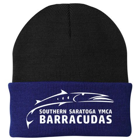 Barracudas Swim Team Beanie