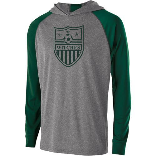 Greenwich Soccer Two-Tone Performance Long Sleeve- Youth, Ladies, & Men's, 2 Colors