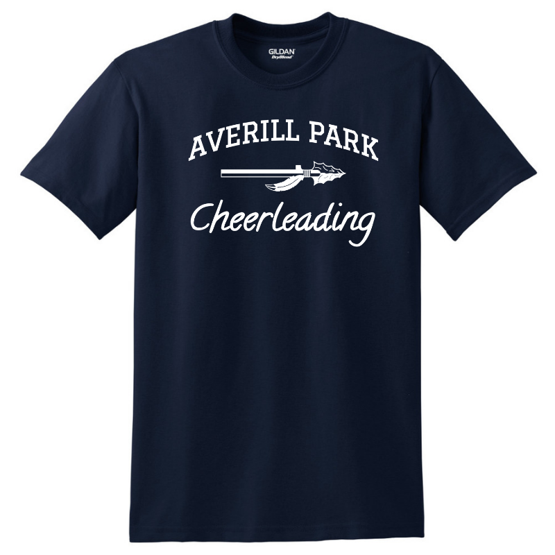 AP Cheer Tee- Youth & Adult, 2 Colors