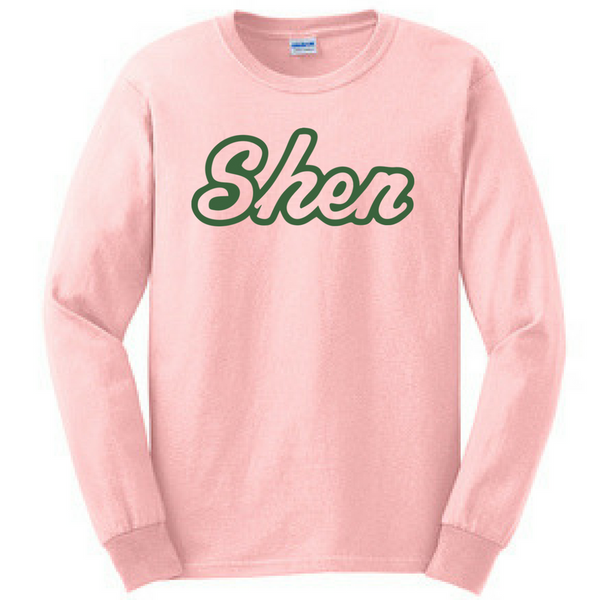 Shen Plainsmen Long Sleeve Tee- Youth & Adult, 3 Colors