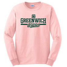 Load image into Gallery viewer, Greenwich Long Sleeve Shirt- Youth & Adult, 3 Colors