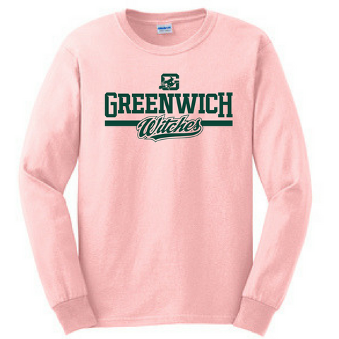 Greenwich Witches Long Sleeve Shirt