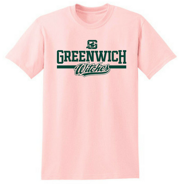 Greenwich T-Shirt- Youth & Adult, 3 Colors