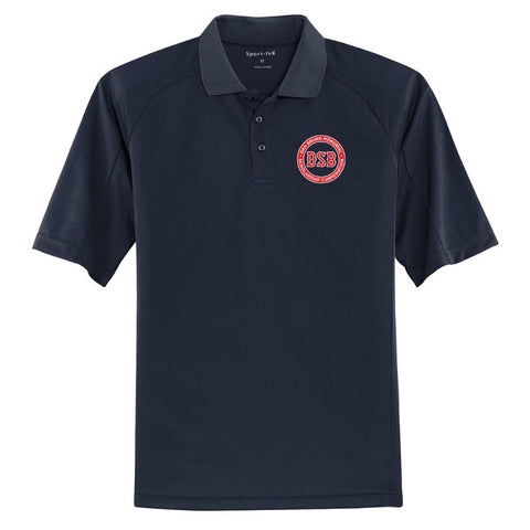 Dan Bruno Scholarship Dri-Mesh Performance Polo