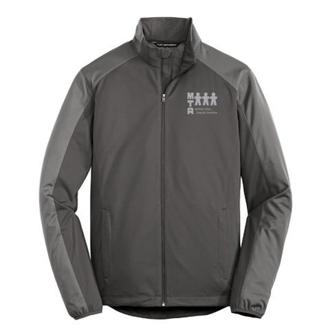 MTA Two Tone Soft Shell Jacket