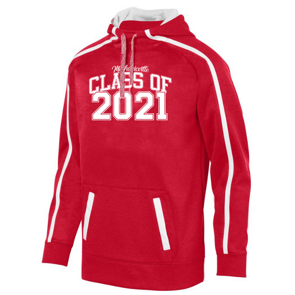 Mechanicville Class of 2021 Performance Hoodie- Youth, Ladies & Men's, 2 Colors