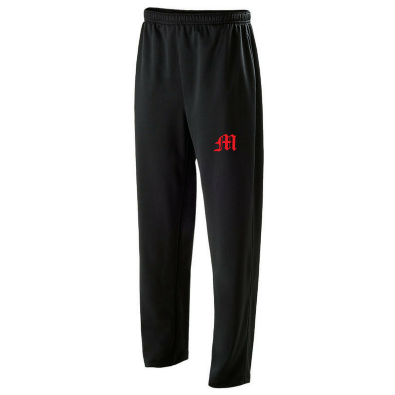 Mechanicville Baseball Performance Sweatpants- 2 Colors