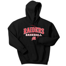 Load image into Gallery viewer, Mechanicville Baseball Hoodie- Youth & Adult, 2 Colors