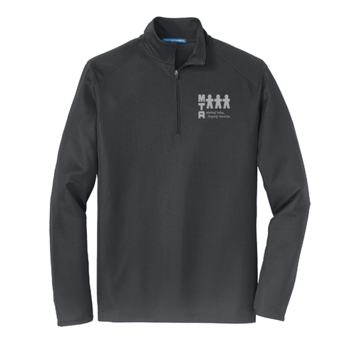 MTA 1/4 Zip Performance Pullover