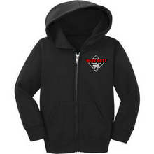 Load image into Gallery viewer, Rifenburg Companies Infant/Toddler Full Zip Hoodie- 4 Colors