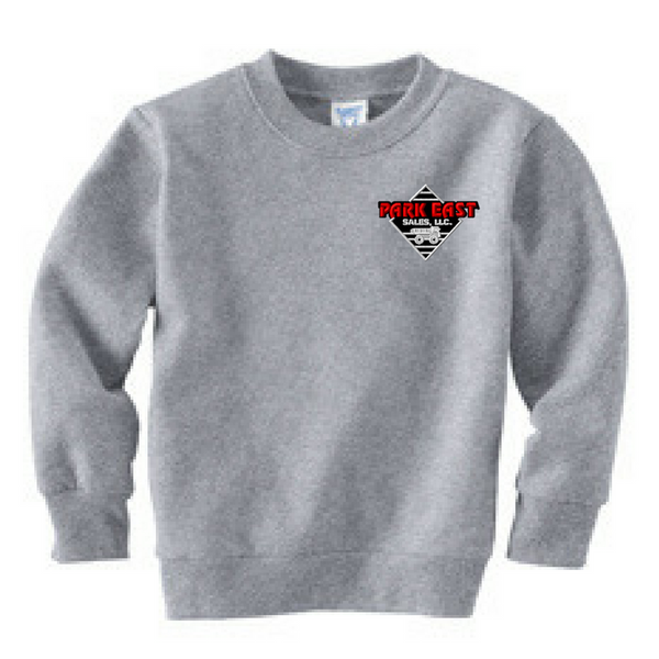 Rifenburg Companies Toddler Crew Neck Sweatshirt- 4 Colors