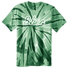 Load image into Gallery viewer, Skano/Shen Tie-Dye T-shirt- Youth & Adult, 2 Colors
