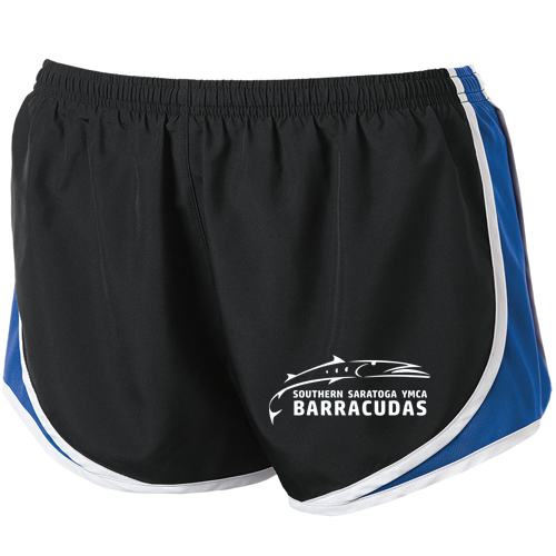 Barracudas Swim Team Ladies Shorts