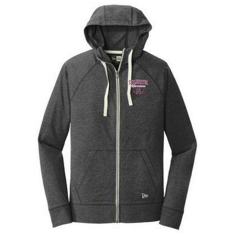 Stillwater Track & Field Lightweight Full Zip Hoodie- Ladies & Men's, 2 Colors