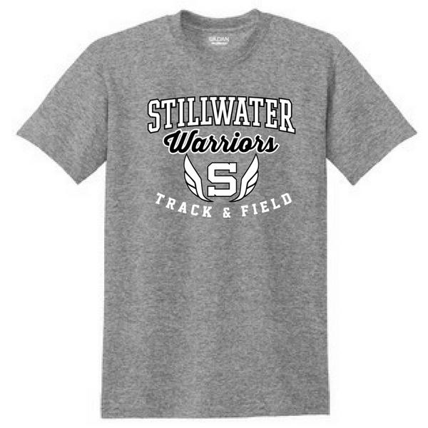 Stillwater Track & Field Tee- Youth & Adult, 2 Colors