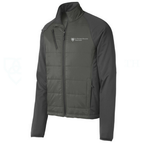 St. Peter's Hybrid Soft Shell Jacket- Ladies & Men's, 3 Colors