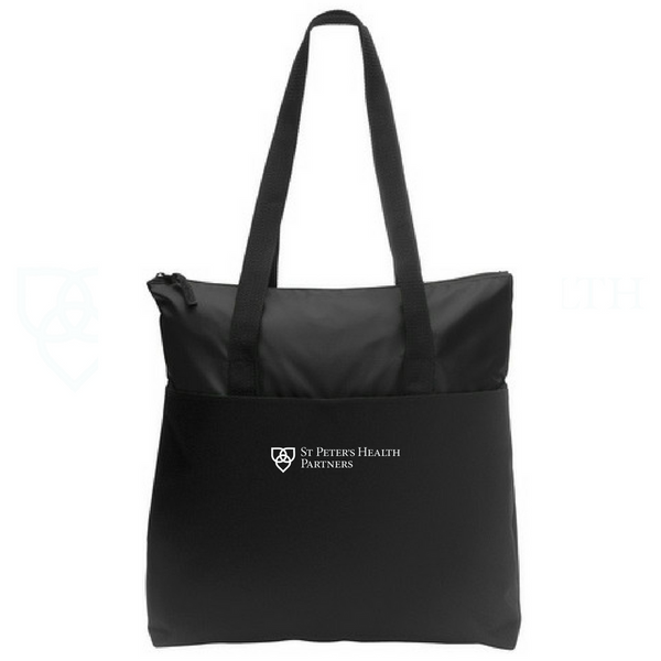 St. Peter's Colorblock Tote Bag- 4 Colors