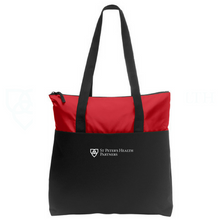 Load image into Gallery viewer, St. Peter's Colorblock Tote Bag- 4 Colors