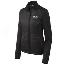 Load image into Gallery viewer, St. Peter's Hybrid Soft Shell Jacket- Ladies & Men's, 3 Colors