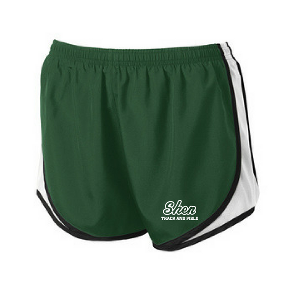 Shen Track & Field Ladies Shorts- 2 Colors